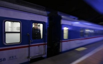 Railways have helped improve various businesses across China.