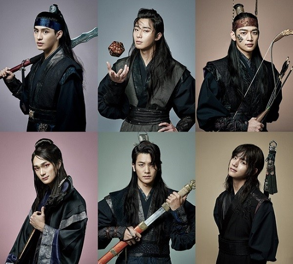 Hwarang Cast Bid Farewell To Viewers Go Ara Dis