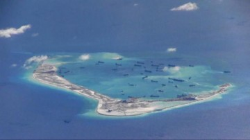 China plans to set up an airspace defense identification zone amid South China Sea maritime disputes.