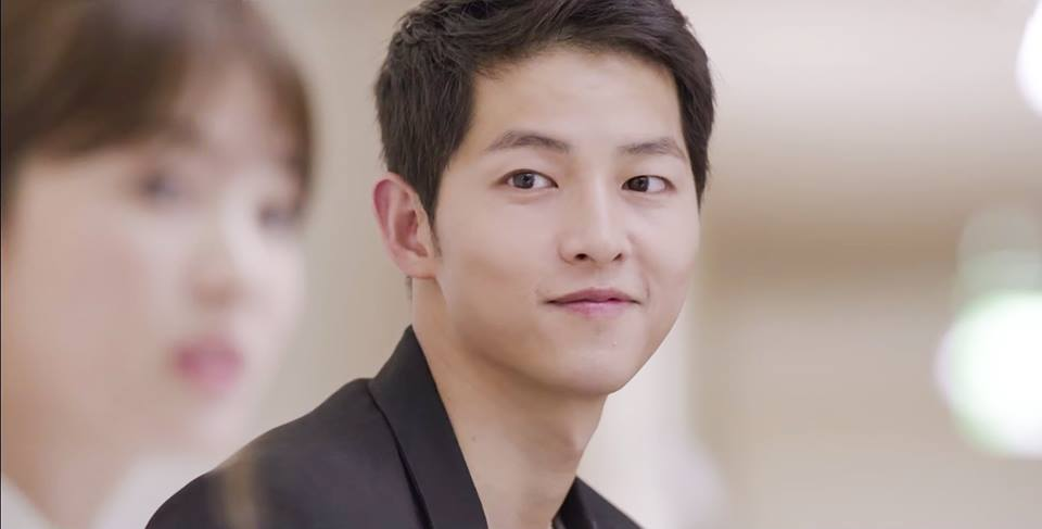 Here's the reason why Song Joong-Ki never take a selfie