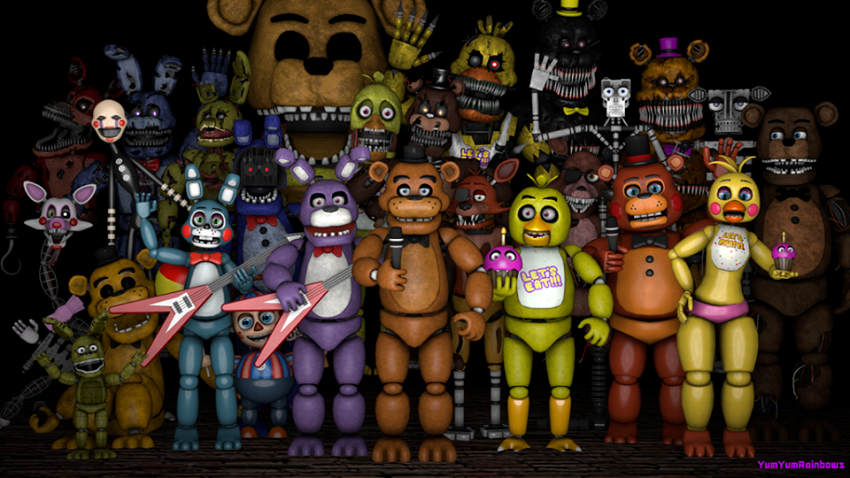 Five Nights at Freddy's' movie not cancelled