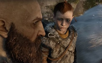 God Of War Ps4 Yibada English