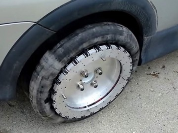 All-Way Car Tire