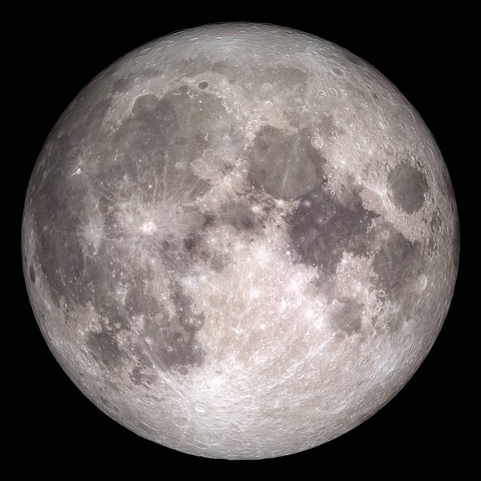 Catch the Full Buck Moon Rise Tonight and Tuesday Evening :