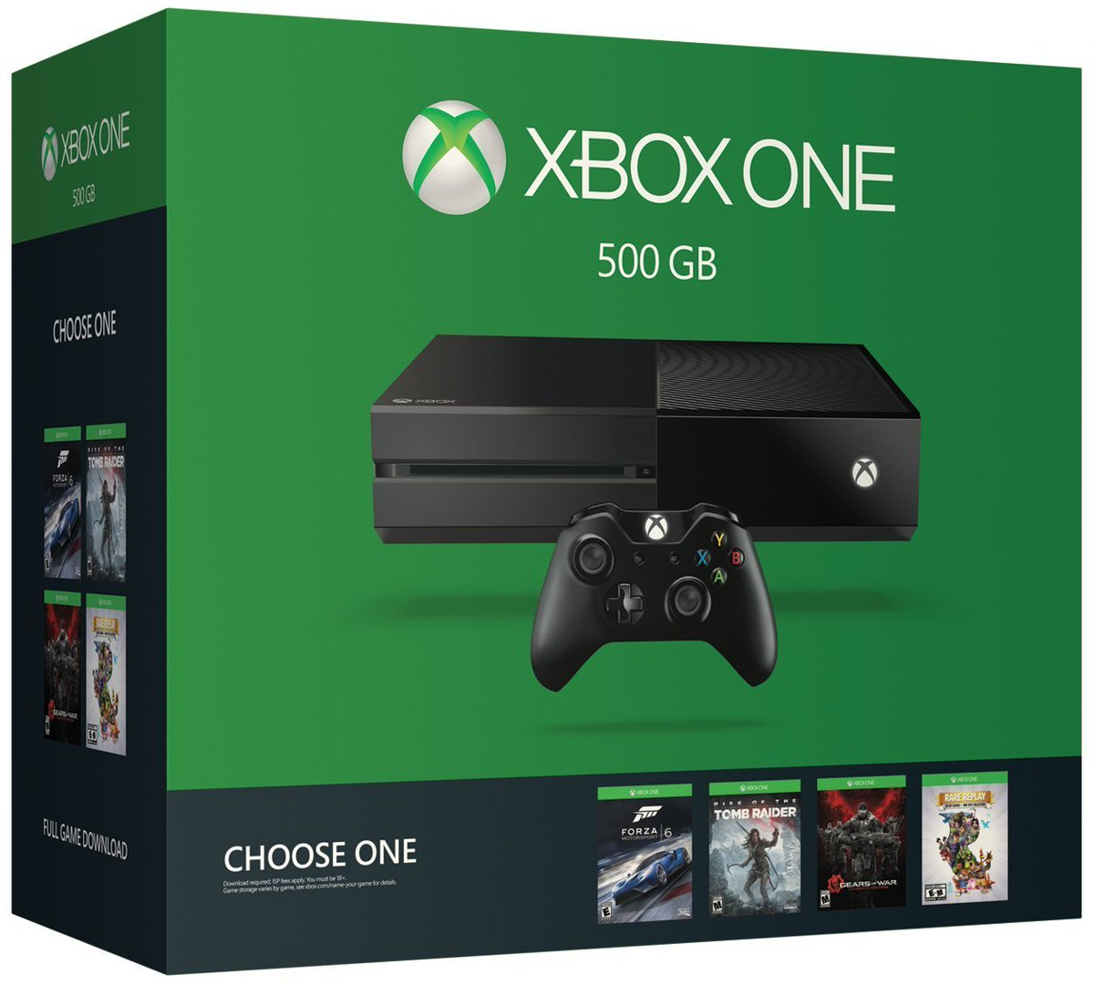Microsoft slashes Xbox One 500GB consoles to half of launch