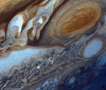 At about 89,000 miles in diameter, Jupiter could swallow 1,000 Earths
