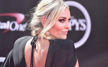 Skiier Lindsey Vonn attends the 2016 ESPYS at Microsoft Theater on July 13, 2016 in Los Angeles, California.