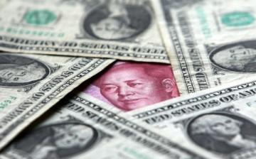 China's deficit for 2016 is estimated at 2.18 trillion yuan.