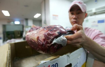 China sees continued rise in demand for beef products.