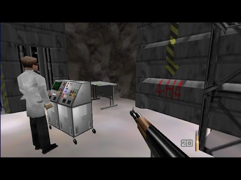 Nintendo 64: 'GoldenEye 007' fan remake with multiplayer