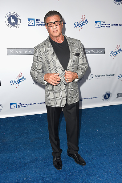 Another Death Hoax Hits Sylvester Stallone : Entertainment |Sylvester Stallone Car Crash