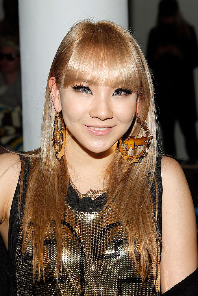 american rappers gush over 2ne1 singer cl bigbang member g. Black Bedroom Furniture Sets. Home Design Ideas
