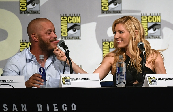 'Vikings' Season 5: Katheryn Winnick teases the rise of a new king