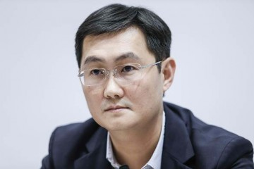 Ma Huateng is Tencent's CEO.