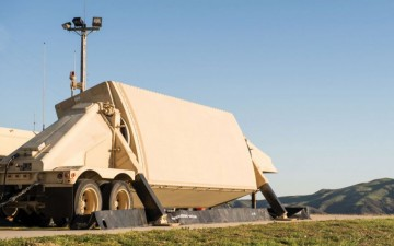 THAAD's X-band AN/TPY-2 radar system.