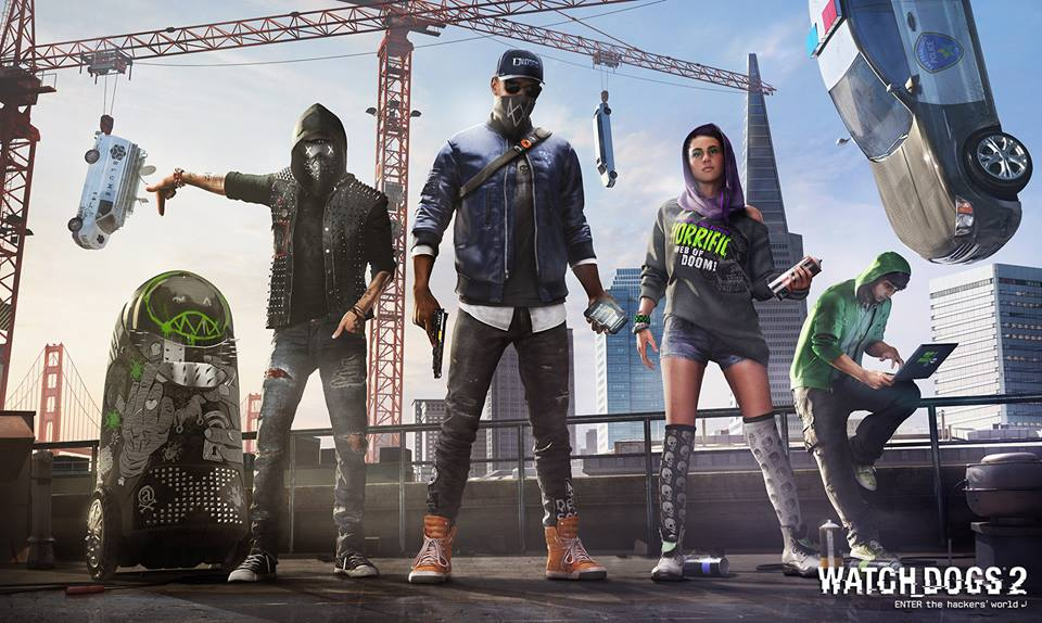 Watch Dogs 2\u0027 update Sequel to feature PS4 Pro;