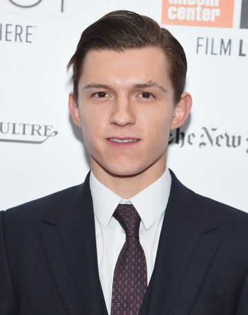 Tom Holland attends the Closing Night Screening of 'The Lost City Of Z' for the 54th New York Film Festival at Alice Tully Hall, Lincoln Center on October 15, 2016 in New York City.
