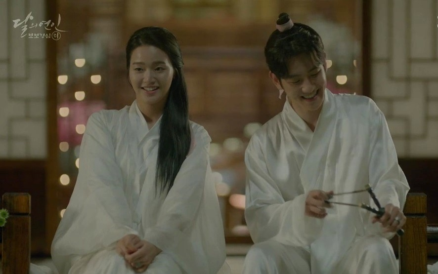 Scarlet Heart Ryeo Star Z Hera Talks Chemistry