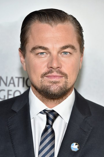 Actor Leonardo DiCaprio attends the National Geographic Channel 'Before the Flood' screening at United Nations Headquarters on October 20, 2016 in New York City.