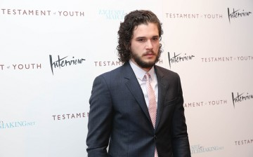 Kit Harington attends 'Testament Of Youth' New York premiere at Chelsea Bow Tie Cinemas on June 2, 2015 in New York City.