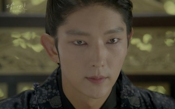 South Korean actor Lee Joon-Gi plays the lead character of 4th Prince Wang So in SBS's 'Scarlet Heart: Ryeo.'