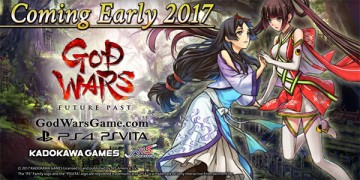 Kadokawa Games and NIS America reveal their latest video game for PS4 and PS Vita,