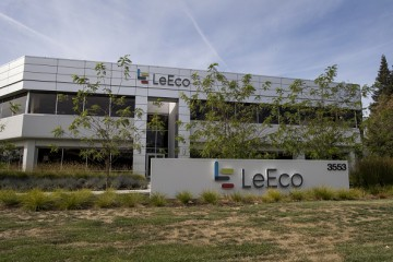 LeEco has been facing financial hurdles as a result of the firm's rapid pace of business growth.