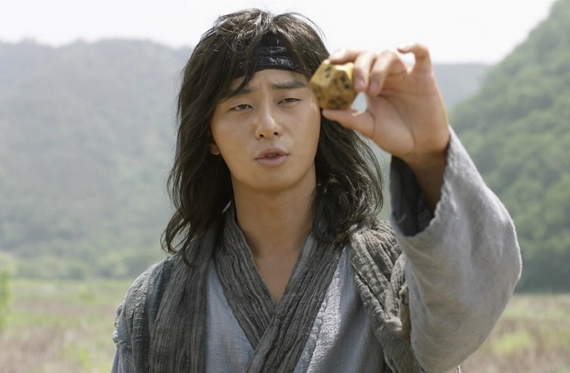 Park Seo Joon Starrer Hwarang The Poet Warrior Youth