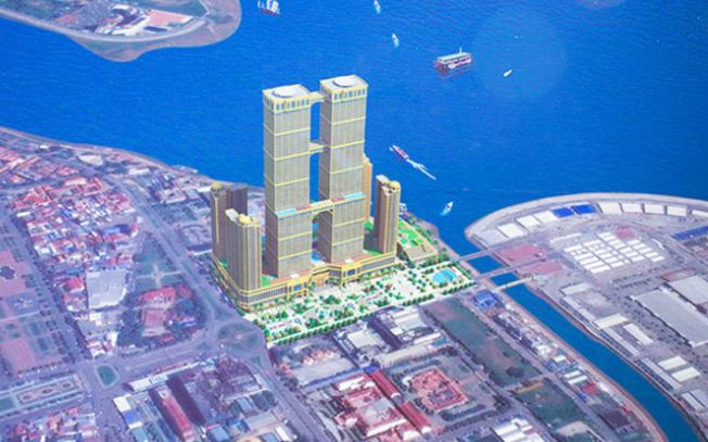 Cambodia To Build The World S Tallest Twin Towers Which M