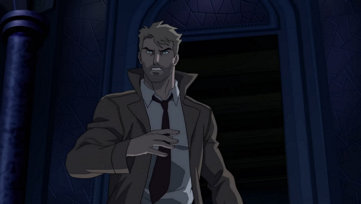 Constantine' continues as a CW Seed animation ser