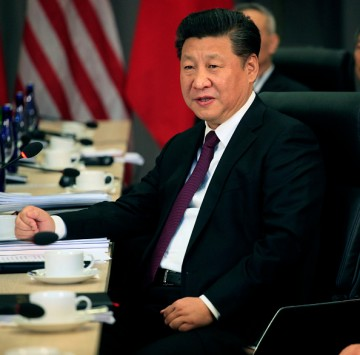 President Xi Jinping of China attends a bilateral meeting with President Barack Obama at the Nuclear Security Summit March 31, 2016, in Washington, D.C.