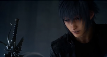 Noctis plays as the main hero in Square Enix's