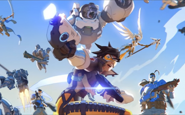 Released in May 2016, 'Overwatch' is team-based shooter game developed by Blizzard Entertainment.