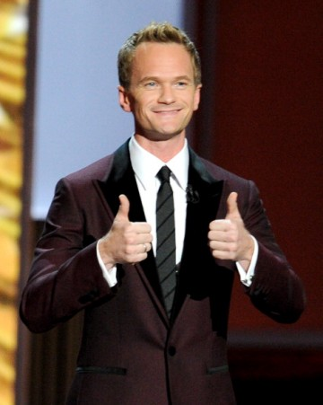 Host Neil Patrick Harris speaks onstage during the 65th Annual Primetime Emmy Awards held at Nokia Theatre L.A. Live on September 22, 2013 in Los Angeles, California.