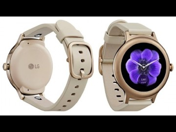 Google and LG's new Watch Style has been leaked in clear images and will reportedly start at $249
