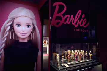Barbie, one of Mattel Incorporated's products, is now produced in China.