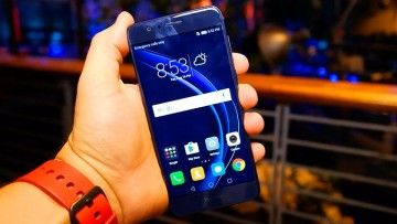 The Huawei Honor 8 smartphone is getting Nougat and EMUI 5 in an update rolled out on Feb. 11