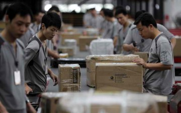 Chinese shoppers now make up a majority of online shoppers worldwide.