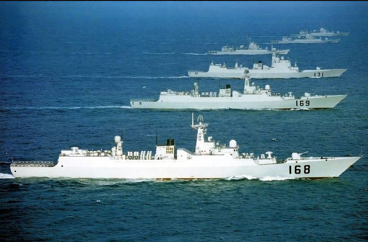 china u2019s navy has the high tech warships and weapons for wo