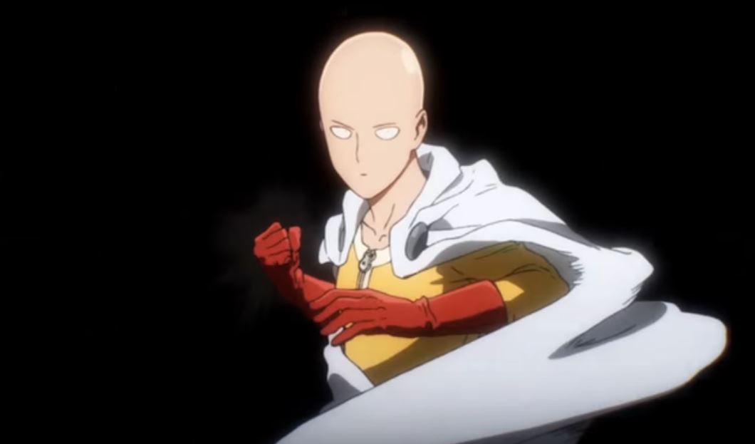 'One Punch Man' Season 2: Saitama's ability e