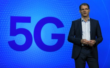 With 5G on display,  Dr.Volkmar Tanneberger, Volkswagen Executive Director of Electrics and Electronics speaks