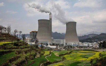 China was once the biggest polluter in the world. But it also leads in renewable energy.