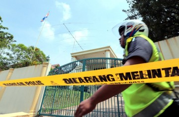 The Malaysian government closed the North Korean embassy in Kuala Lumpur.