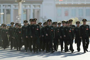 The People's Liberation Army is urged to integrate with private businesses to speed up modernization.