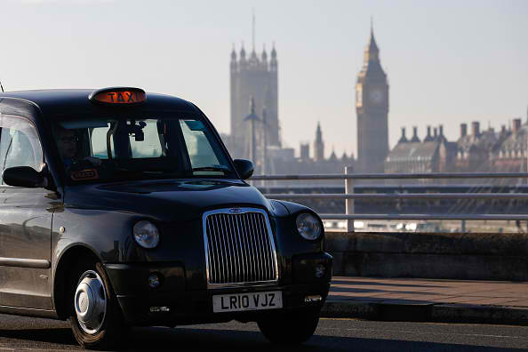 Britain Becomes Hub For Innovation With New Taxi Factory In Coventry