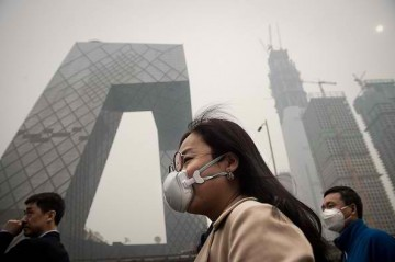 The EIB wants to help China solve its worsening pollution problem.