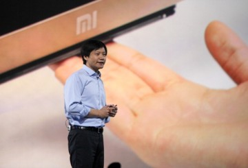 Xiaomi co-founder Lei Jun.
