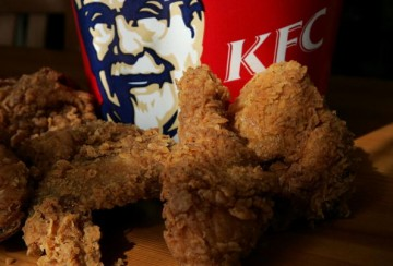 KFC Bans Human Antibiotics in Chicken