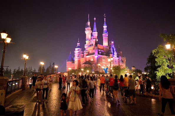 Shanghai Disney  Ready to Welcome 10 Millionth Visitor