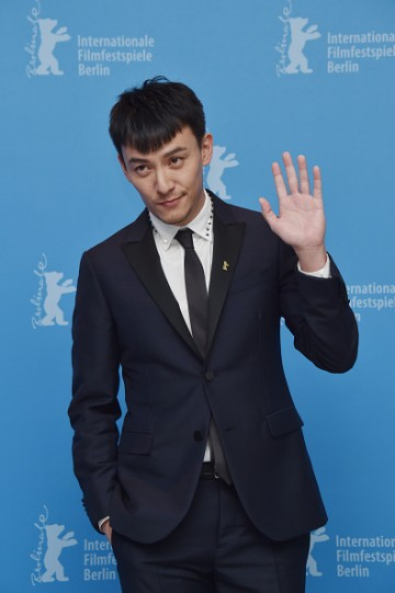 'Mr. Long' Photo Call - 67th Berlinale International Film Festival